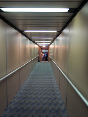 Jetway walkway southwest airline photo