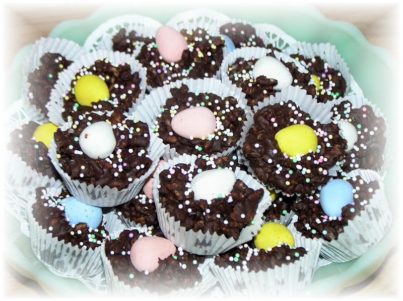 Easter Nest Candies