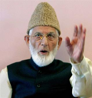 Geelani condemns custodial torturing of APHC activists