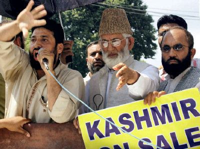 Geelani condemns torture of party activists