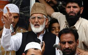 Geelani: Detentions of youth is serious issue