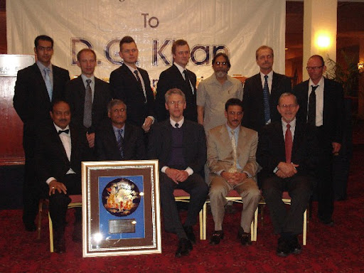 DG Khan Cement earns outstanding achievement award 2011