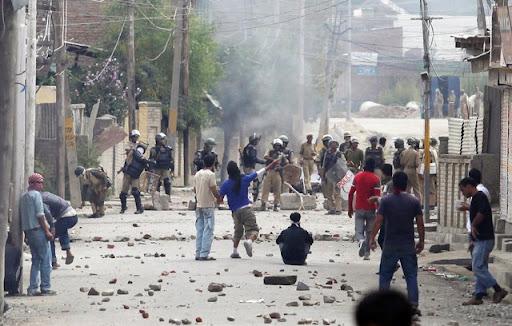 Geelani: Kashmir is an International dispute