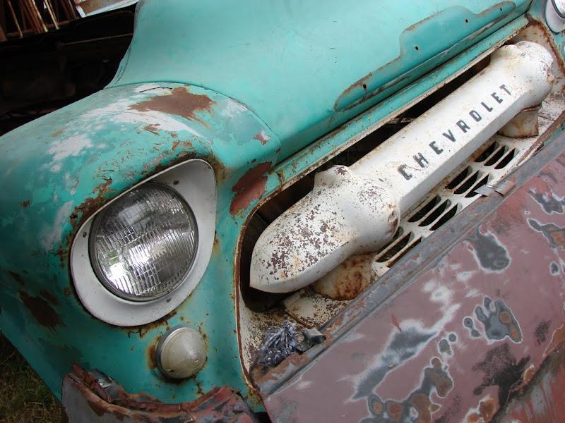 vintage bumper