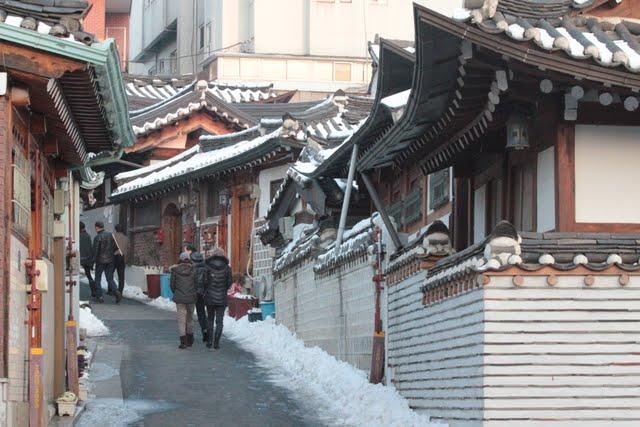 Bukchon Hanok Village seoul, Hanok Village seoul, hanok houses seoul