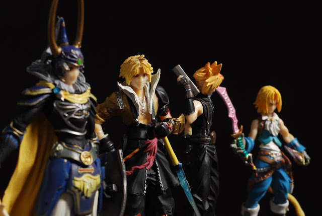Final Fantasy Figures