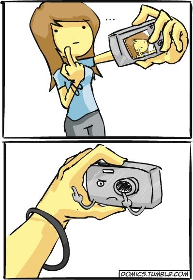vingancadacameradigital A vingança da câmera digital