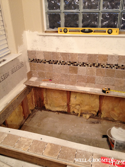remodeling the master bath