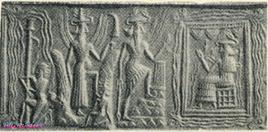 Ancient Sumerian Literature and the Bible, page 2