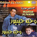 Wahid Junior-Dogi dogi