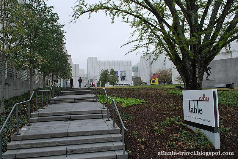 Художественный музей Атланты High Museum of Art Atlanta