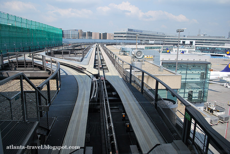 Международный аэропорт Франкфурт-на-Майне