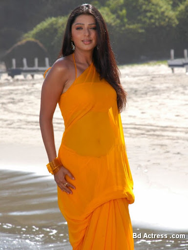 Bollywood Actress Bhumika Photo-01