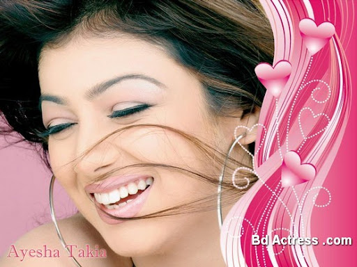 Bollywood Actress Ayesha Takia Photo-01