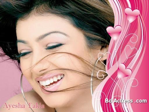 Bollywood Actress Ayesha Takia Photo-01