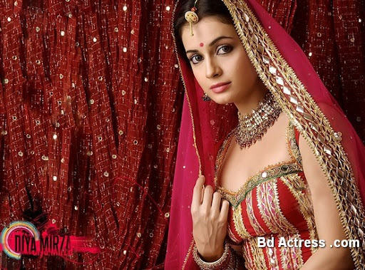 Bollywood Actress Diya Mirza Photo-04