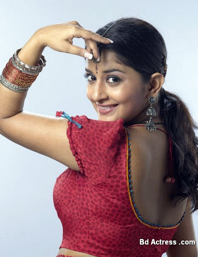 South Indian Actress Meera Jasmine Photo-03