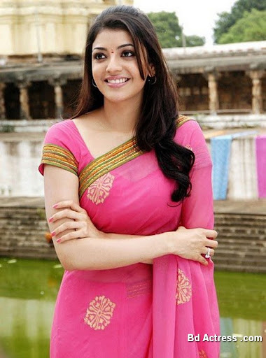 South Indian Actress Kajal Agarwal Photo-04