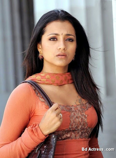 South Indian Actress Trisha Photo-05
