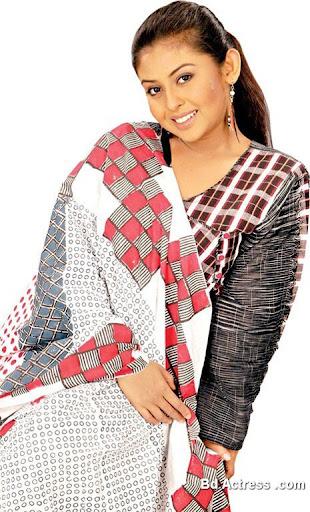 Bangladeshi Model Chadni