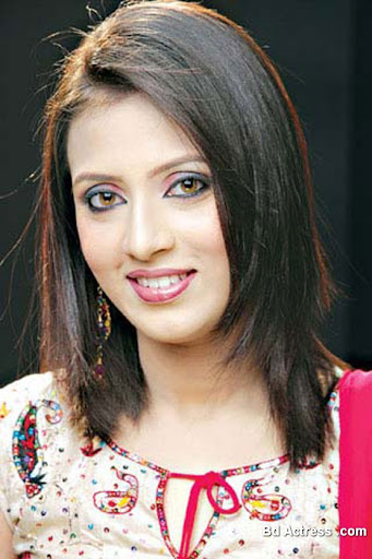Bangladeshi Model Mim Photo