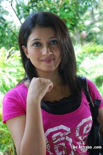 Bangladeshi Model Nafisa Jahan