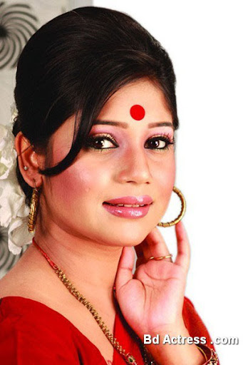 Bangladeshi Model Nova beauty face