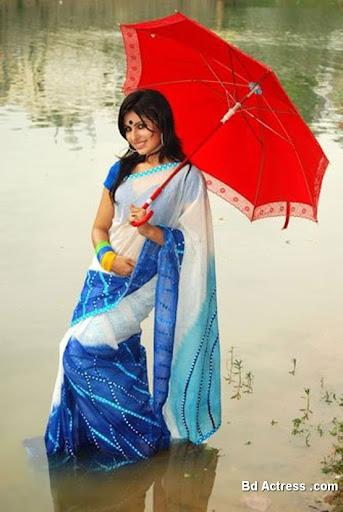 Bangladeshi Model Shokh