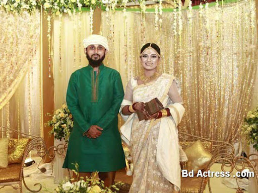 Bangladeshi Model Tisha and Husband