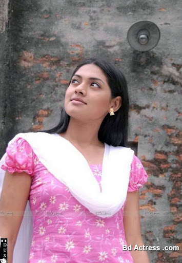 Bangladeshi Model Tisha