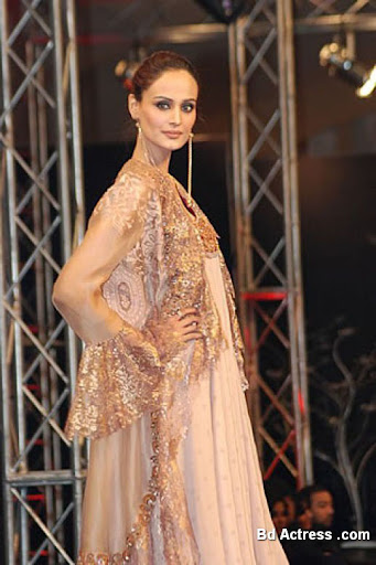Pakistani Model Mehreen Syed picture