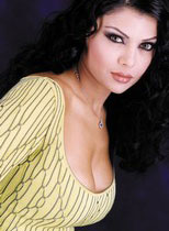 Arab Model Haifaa Wehbe Thumbnail
