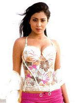 Indian Model Shriya Saran Thumbnail