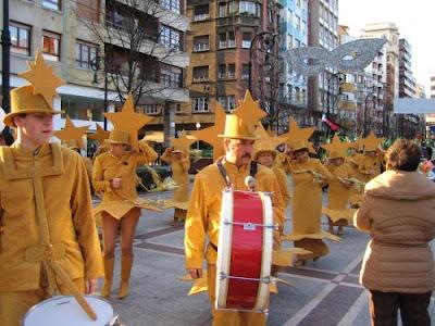 Charanga Carnaval de Gijón