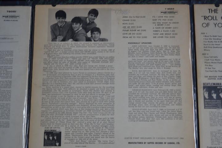 The Beatles Vinyl Thread Blu Ray Forum