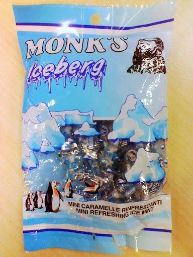 モンクス アイスバーグ,MONK'S iceberg