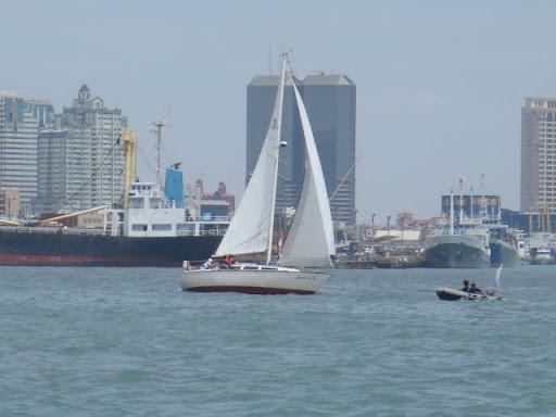 S2 under sail