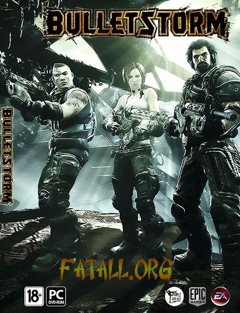 Bulletstorm (2011/RUS/ENG/MULTI7/Full/RePack)