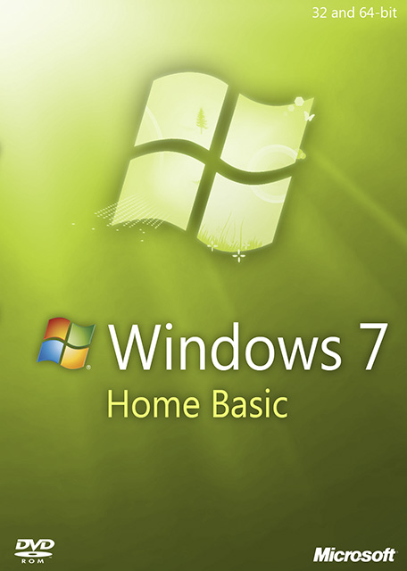 Windows 7 Home Basic SP1 x86/x64 Retail Final (Оригинальные образы)