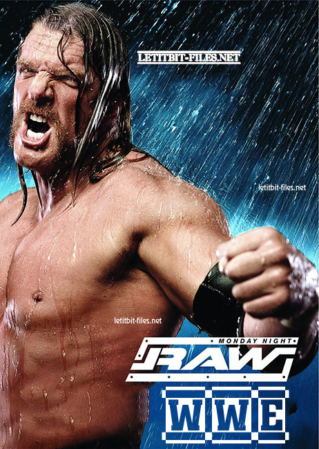 Рестлинг WWE Monday Night RAW (2011) HDTVRip