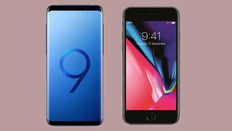 Cuộc chiến không hồi hết: Samsung Galaxy S9 hay iPhone 8