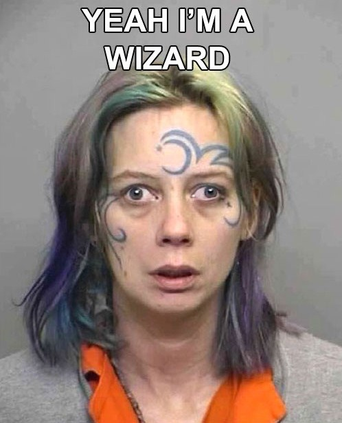 Wizard of Derp?