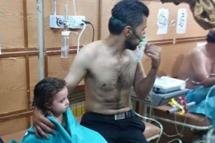 Aleppo victims