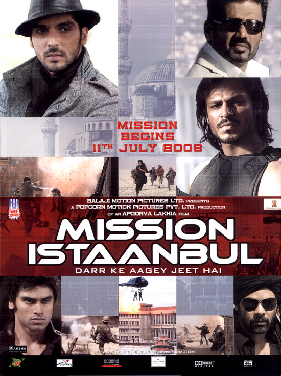 Phim Nhiệm Vụ Istaanbul - Mission Istaanbul