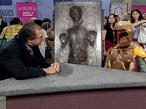Boba Fett Antique Roadshow