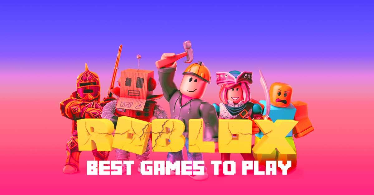Roblox: Best Games to play with friends - RealSport