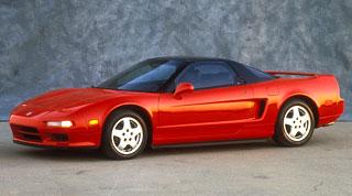 1991 Acura  on Honda Presenta Al Acura Nsx Concept En El Sal  N De Detroit