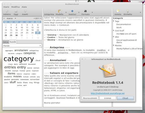 RedNotebook 1.1.4
