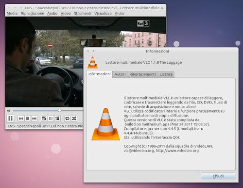 VLC 1.1.8