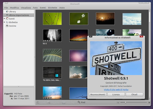 Shotwell 0.9.1